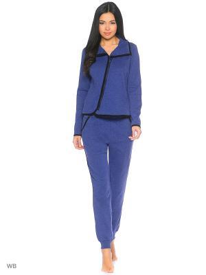 Жакет Calvin Klein. Цвет: синий