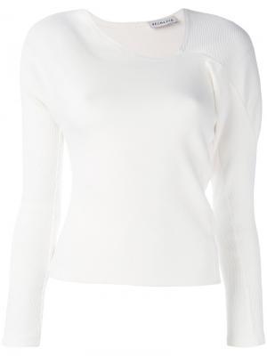 Edwina blouse Rejina Pyo. Цвет: белый