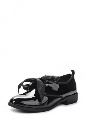 Ботинки Flyfor. Цвет: черный