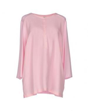Блузка XANDRES. Цвет: розовый