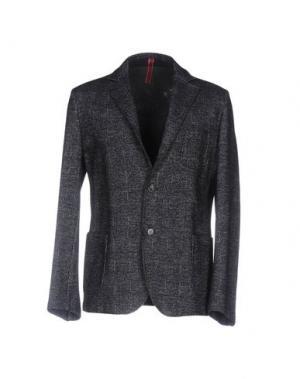 Пиджак JEY COLE MAN. Цвет: стальной серый