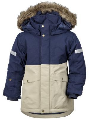 Куртка STEN DIDRIKSONS. Цвет: темно-серый