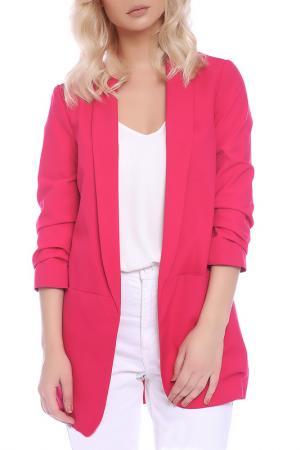 Пиджак Moda di Chiara. Цвет: розовый