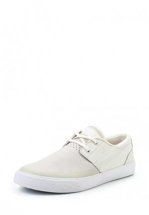 Кеды DC Shoes. Цвет: бежевый