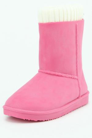 Сапоги Bunt. Цвет: розовый