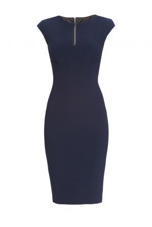 Платье 160425 Access. Цвет: синий