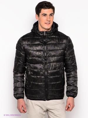 Куртка Fred Mello. Цвет: черный