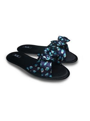 Тапочки Petit Pas. Цвет: темно-синий, морская волна