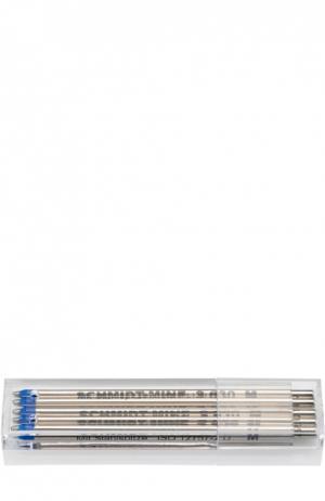 Набор стержней для шариковых ручек 20 шт. Swarovski. Цвет: синий