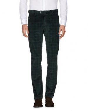 Повседневные брюки J.W. BRINE. Цвет: зеленый