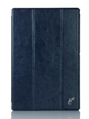 Чехол G-case Slim Premium для Sony Xperia Tablet Z4. Цвет: темно-синий