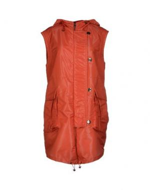 Куртка JET SET. Цвет: ржаво-коричневый
