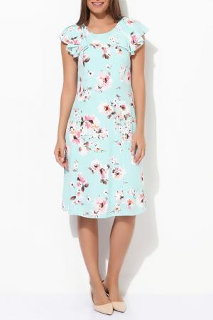 Платье Ludomara fashion. Цвет: синий
