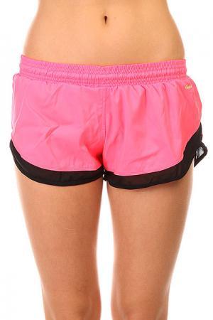 Шорты пляжные женские  Tafet б Shorts Pink CajuBrasil. Цвет: розовый