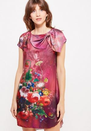 Платье Glam Goddess. Цвет: фуксия