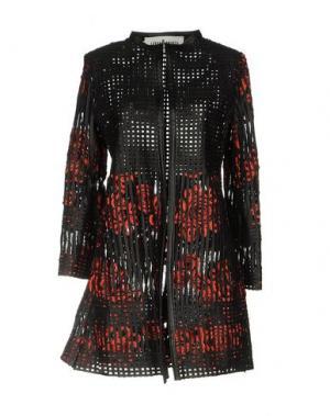 Легкое пальто CABAN ROMANTIC. Цвет: красный