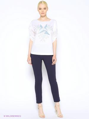Рубашка LUIGI FERRO. Цвет: белый