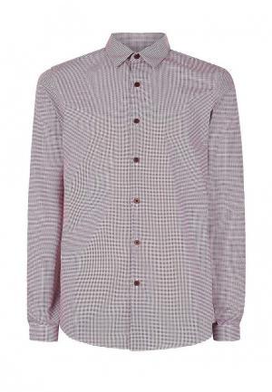 Рубашка Topman. Цвет: фиолетовый
