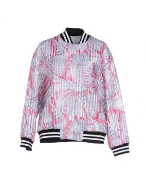 Куртка GAëLLE. Цвет: светло-серый