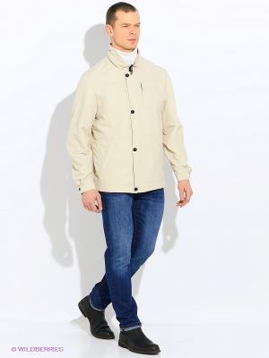 Куртки ALEX Maritta. Цвет: молочный