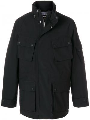 Куртка на молнии Christopher Raeburn. Цвет: чёрный