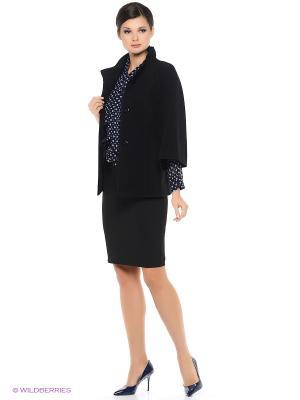 Пальто ASOLINDA. Цвет: черный