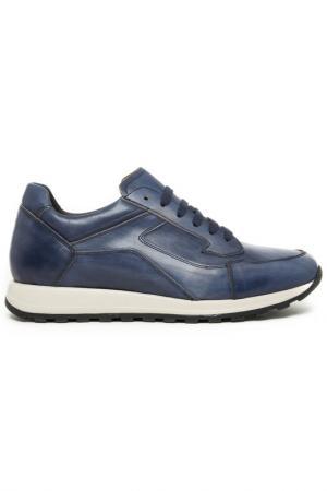 Sneakers Del Re. Цвет: navy