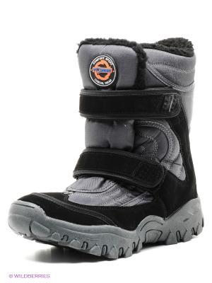 Ботинки Tordis. Цвет: черный