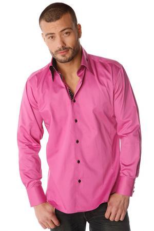 Рубашка GAZOIL. Цвет: rose