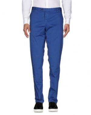 Повседневные брюки AT.P.CO. Цвет: лазурный