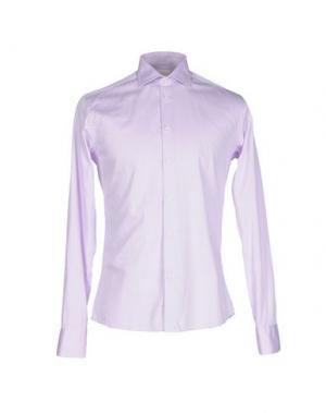 Pубашка GUYA G.. Цвет: сиреневый