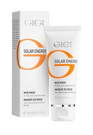 Маска для лица Gigi. Цвет: белый