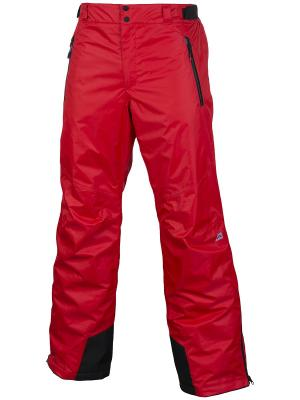 Брюки Alpine PRO. Цвет: красный