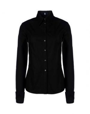 Pубашка 8. Цвет: черный