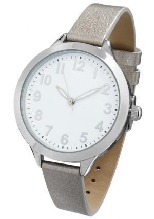 Наручные часы Heine. Цвет: серебристый