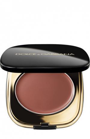 Кремовые румяна, оттенок Rosaalchimista 040 Dolce & Gabbana. Цвет: бесцветный