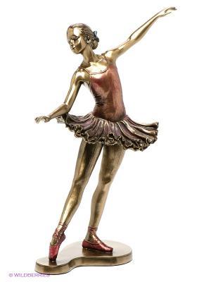 Статуэтка Балерина Veronese. Цвет: бронзовый