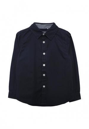 Рубашка Name It. Цвет: синий