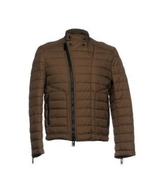 Куртка F**K PROJECT. Цвет: коричневый