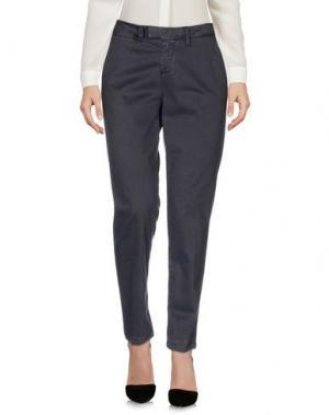 Повседневные брюки HAIKURE. Цвет: темно-синий