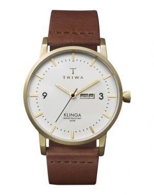 Наручные часы TRIWA. Цвет: белый
