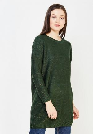 Туника Lucy & Co.. Цвет: зеленый