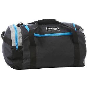 Сумка спортивная  Eq Bag Tabor Dakine. Цвет: черный,серый,голубой