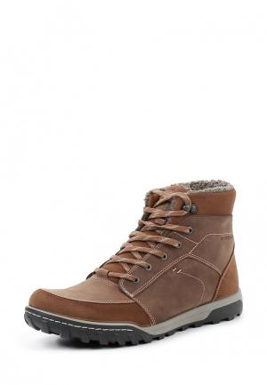 Ботинки URBAN LIFESTYLE Ecco. Цвет: коричневый