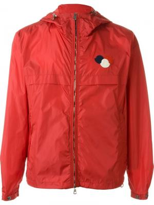 Куртка Fayemce Moncler. Цвет: красный