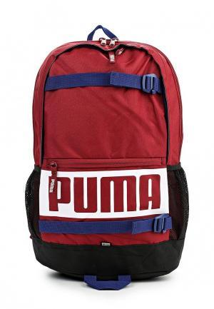 Рюкзак PUMA. Цвет: бордовый
