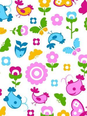 Пеленки фланелевые, набор 4 шт., 75х100см., Letto. Цвет: розовый, голубой