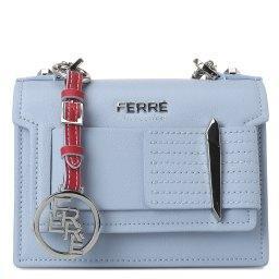 Сумка  FFD1V5 064 голубой FERRE COLLEZIONI