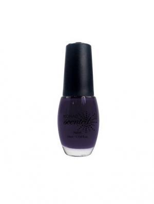 Konad NA-SPH008 Лак для ногтей с запахом Scented Nail H08 Grape. Цвет: темно-синий