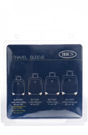 Чехол для чемодана Small Bric`s. Цвет: бесцветный